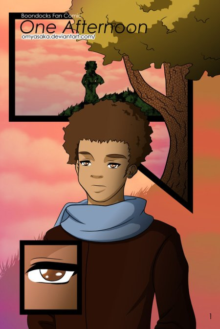 Boondocks Fan Manga